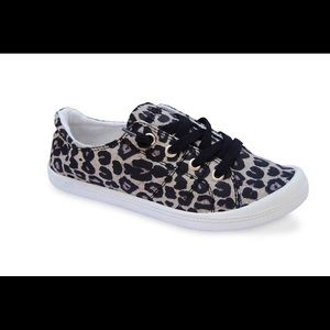 Soldbrand New Leopard Jellypop Shoes Sz